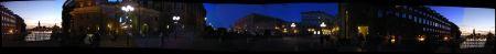 Gamla Stan Panorama