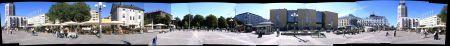 Medborgarplatsen Panorama