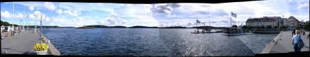 Vaxholm Harbour